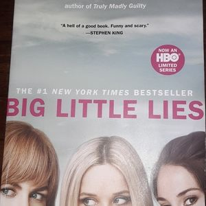 """Big Little Lies"" by Liane Moriarty"